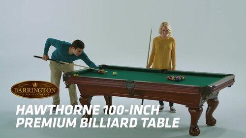 Barrington Billiards Company Barrington Hawthorne Pool Table - How much is my pool table worth