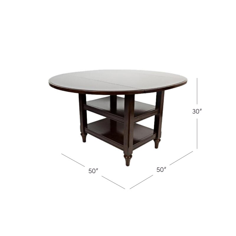 Burke Drop Leaf Dining Table