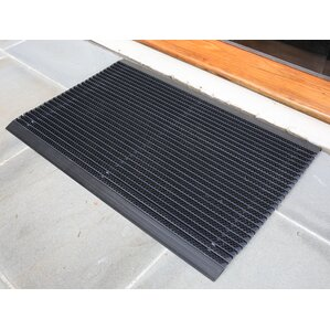 Ultimate Outdoor Bristle Doormat
