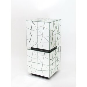 2-Piece End Table by Wayborn
