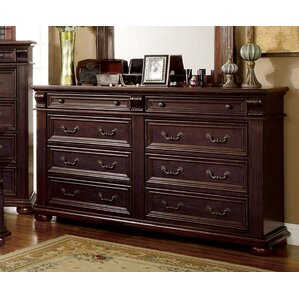 Millers 8 Drawer Dresser by Astoria Grand