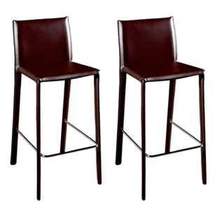 Crawford 25.5 Bar Stool (Set Of 2) Great price