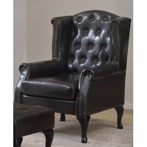 Garen Executive Wingback Chair by Darby Home Co