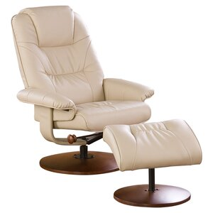 bedroom recliner. Fin City Manual Recliner With Ottoman Small Bedroom Chairs  Wayfair