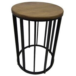 Cabo Metal Side Table