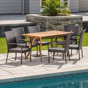Modern Contemporary Patio Dining Sets You Ll Love Wayfair