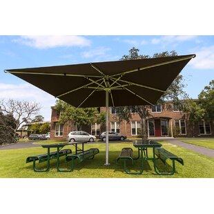 Nova 13u0027 Square Market Umbrella