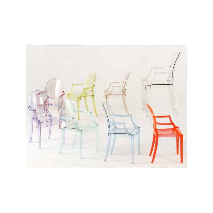 Kartell Lou Lou Ghost Chair & Reviews | Wayfair