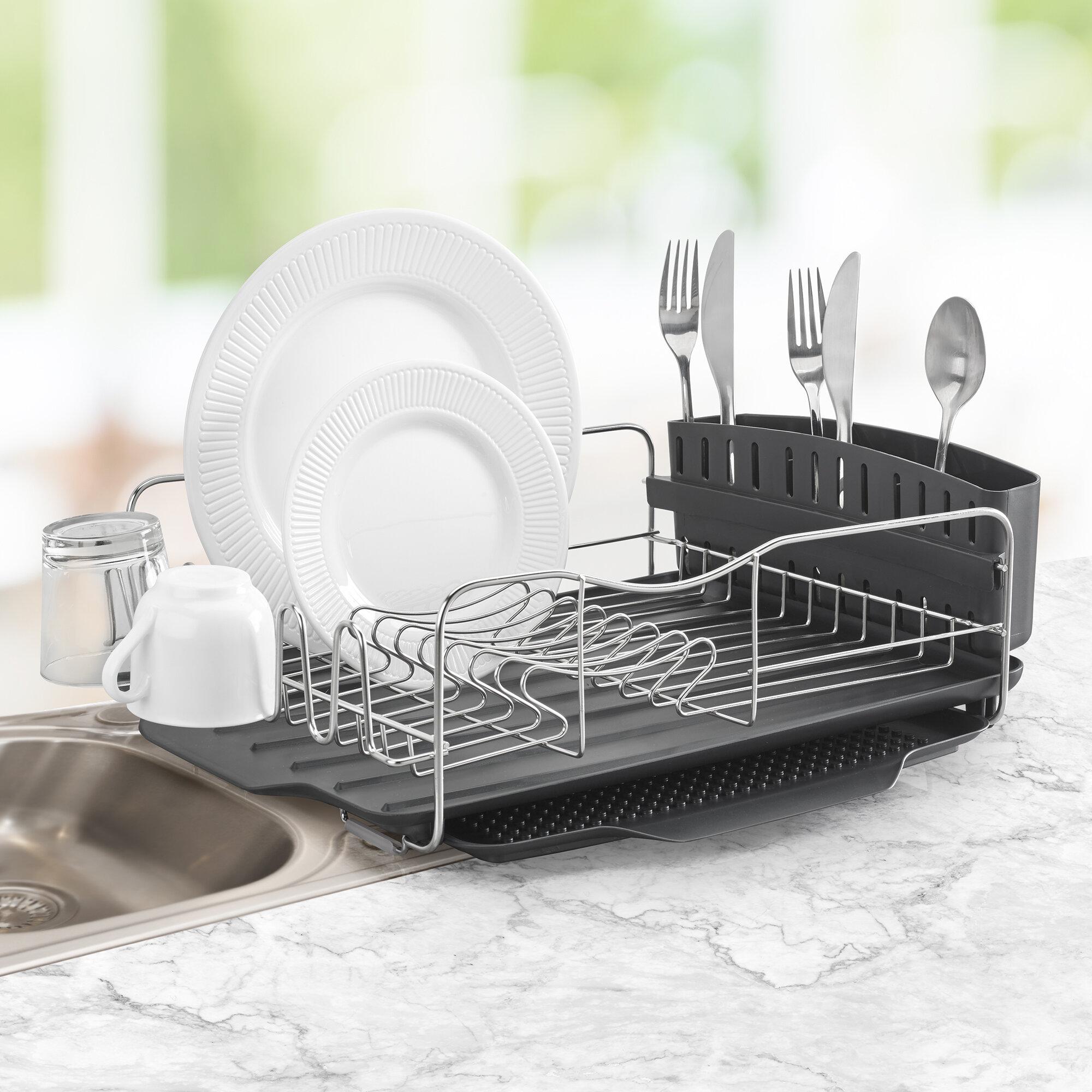 Polder Products Llc Advantage Dish Rack Reviews Wayfair
