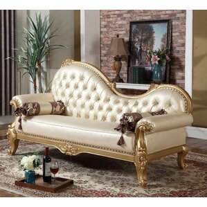 Bachus Chaise Lounge by Astoria Grand