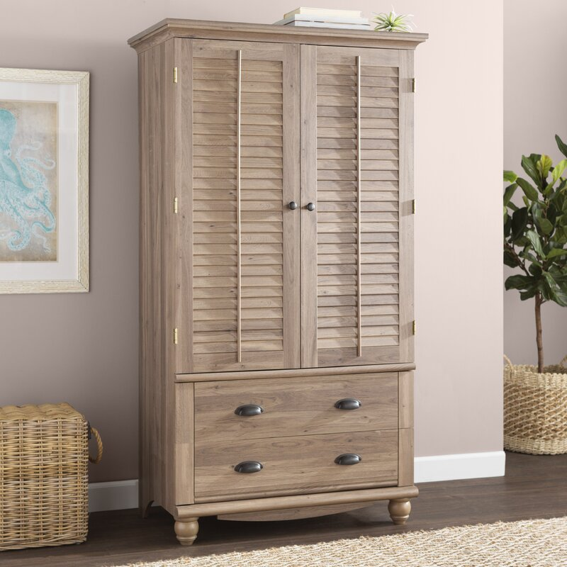 Beachcrest Home Pinellas Tv Armoire Amp Reviews Wayfair