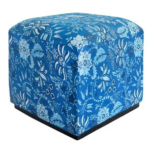 Palampore Ottoman by Divine Designs