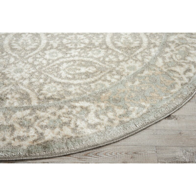 Lark Manor Angelique Gray And Ivory Area Rug Amp Reviews