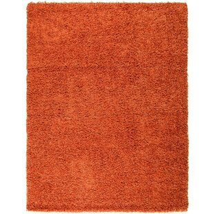 Agate Brick-Red Rug by Home & Haus