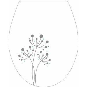 Mimosa Duroplast Round Toilet Seat