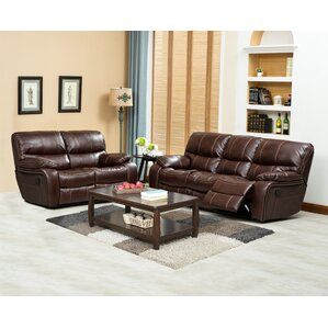 Red Barrel Studio Budron Reclining Loveseat