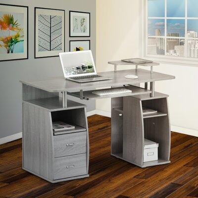 Gray Amp White Desks You Ll Love In 2019 Wayfair