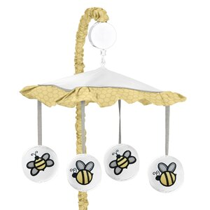 Honey Bee Musical Mobile
