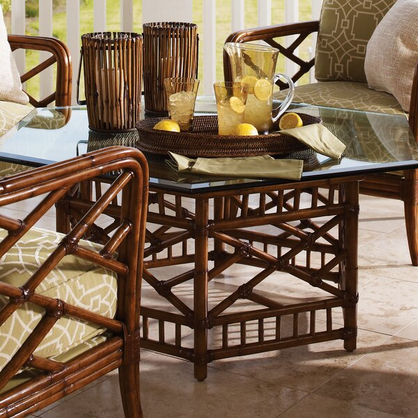 Tommy Bahama Home Island Estate Key Largo Coffee Table
