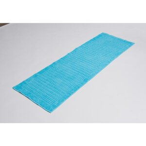 Solomon 100% Cotton Bath Rug