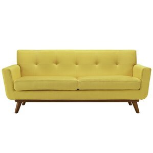 Modern Tufted Sofas Couches AllModern