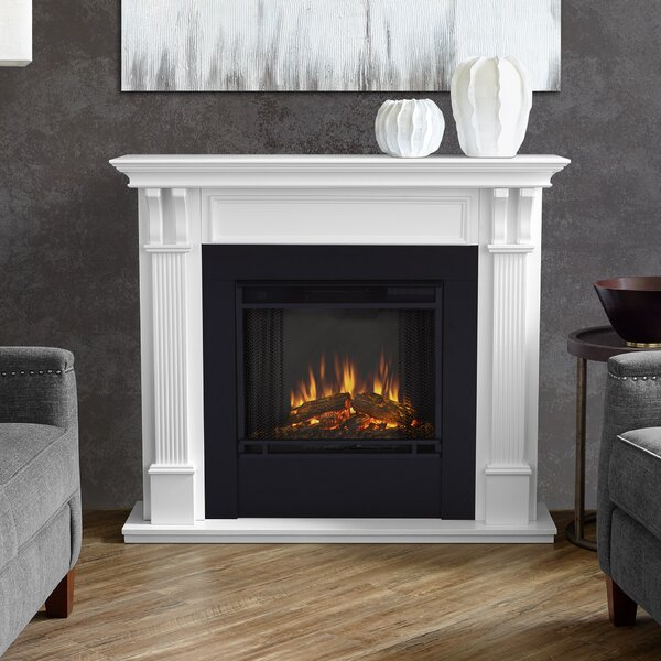 Real Flame Ashley Electric Fireplace Amp Reviews Wayfair