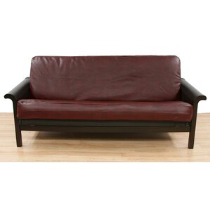 Bordo Box Cushion Futon Slipcover by Easy Fit