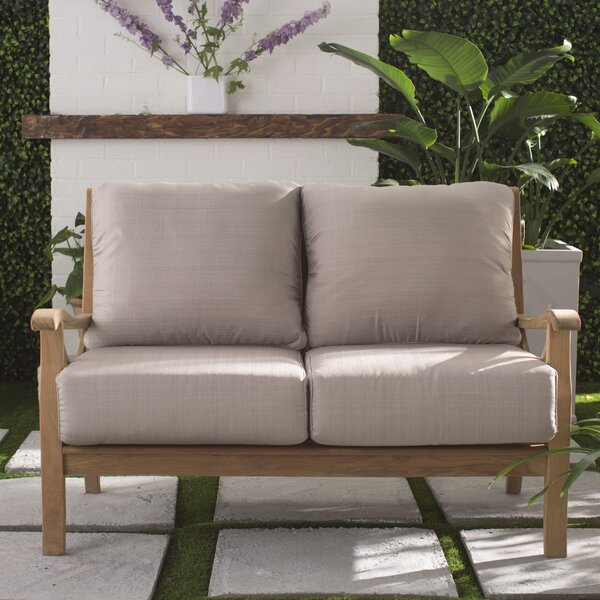 outdoor loveseats patio loveseats youll love wayfair