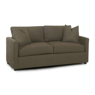 Attirant Greenlaw Jacobs Enso Memory Foam Regular Sleeper Sofa
