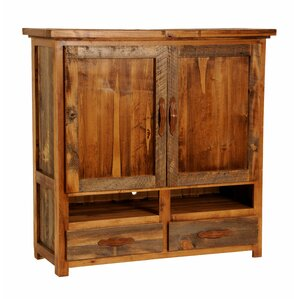 The Wyoming Collection?� TV-Armoire by Mountain Woods Furniture