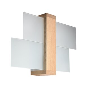 Feniks 1 Light Wall Sconce