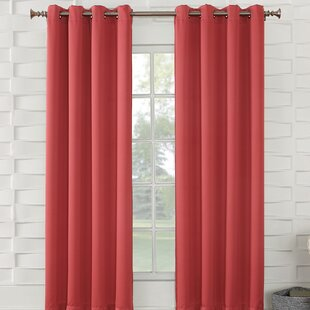 Pink Curtains Drapes