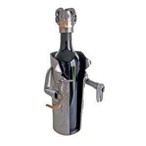 Dentist 1 Bottle Tabletop Wine Rack by H ..