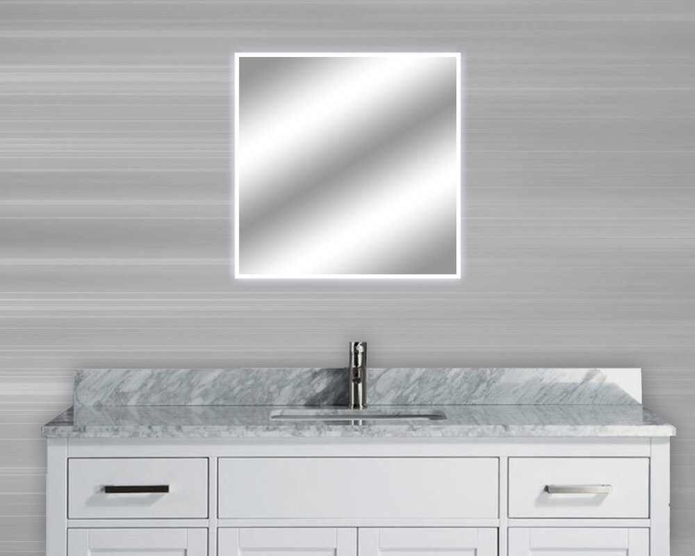 Encore Motion Activated Illuminated LED Vanity Mirror