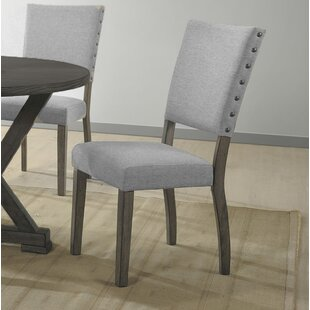 Regis Upholstered Dining Chair (Set of 2)