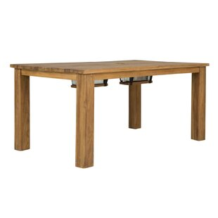 Caracas Taplok Dining Table by Massivum
