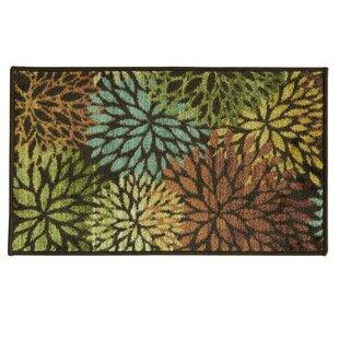 Studio Design Fleur Doormat By Bacova Guild