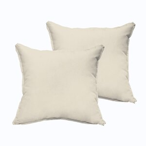 Branan Indoor/Outdoor Throw Pillow (Set of 2)