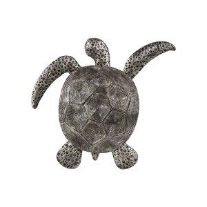 Polyresin Loggerhead Sea Turtle Figurine