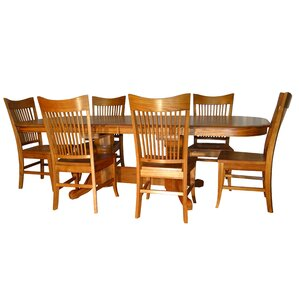 Aldwin 7 Piece Dining Set by Darby Home Co