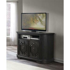 Paredes Wood Media Chest by One Allium Way