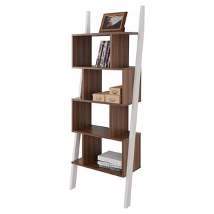 bostic ladder bookcase - Tall Narrow Bookshelves