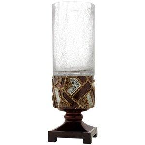 Polymosaic Candle Holder Vase