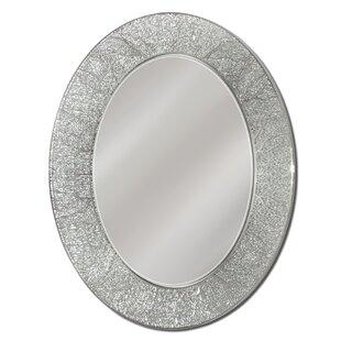 bathroom vanity mirror oval. Danette Coral Oval Bathroom/Vanity Mirror Bathroom Vanity C