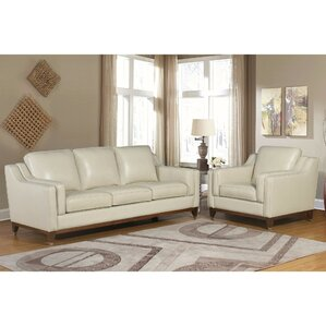 jacob cream top grain leather sofa and arm chair set. Interior Design Ideas. Home Design Ideas