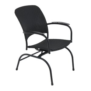 Monaco Spring Action Dining Arm Chair (Set Of 2)