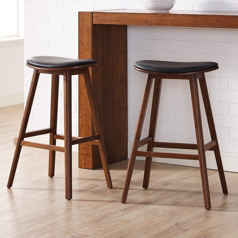Greenington corona quot bar stool reviews wayfair