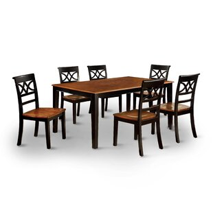 Paulette 7 Piece Dining Set