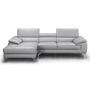 Liam Leather Sectional