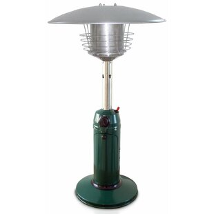 11 000 Btu Propane Tabletop Patio Heater